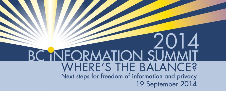 2014 BC Information Summit