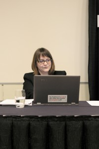 Brenda McPhail, Usage-Based Insurance and Privacy Expert