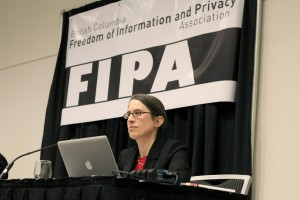 Head researcher and report author Pippa Lawson